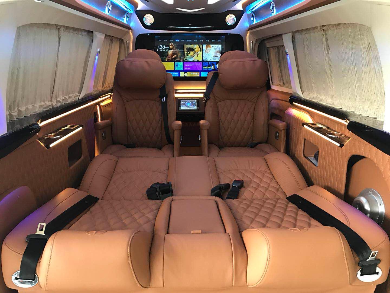 百款商務車房車內飾改裝風格,私人訂制,請咨詢文章末端廠家于經理圖片