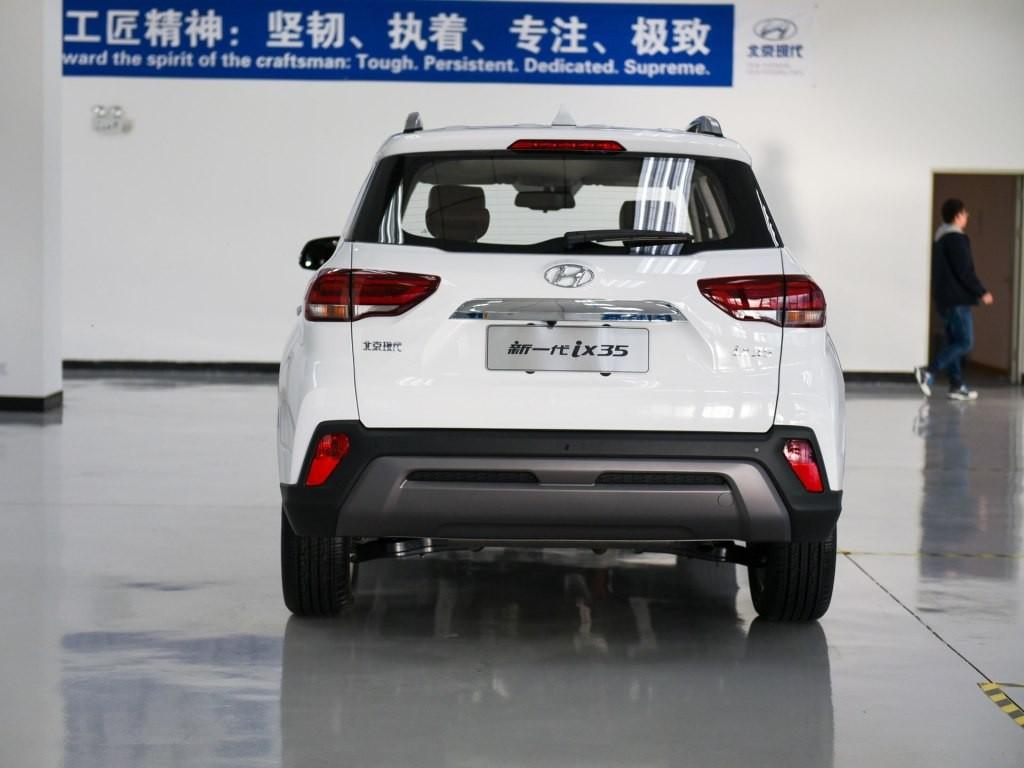 ix35油耗_18款北京现代ix35 五一最新优惠 ix35油耗多少
