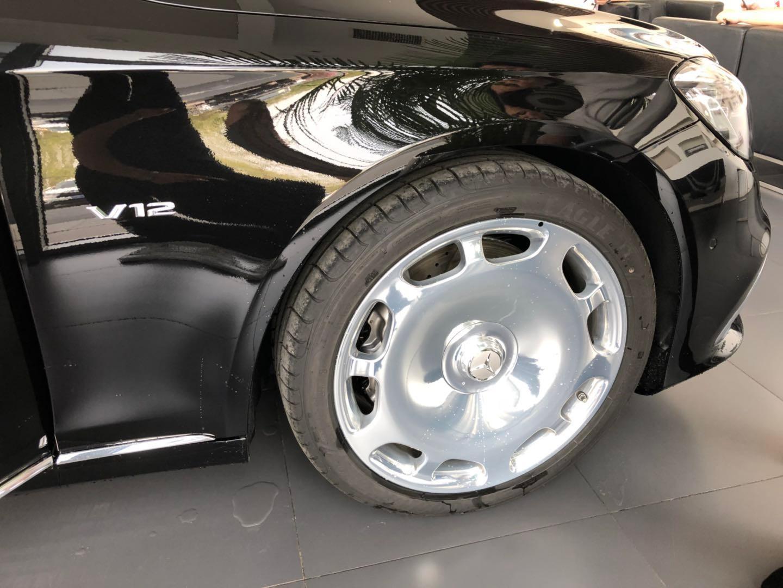 18款奔驰迈巴赫S680贵族血统 尽显自信 大气风范
