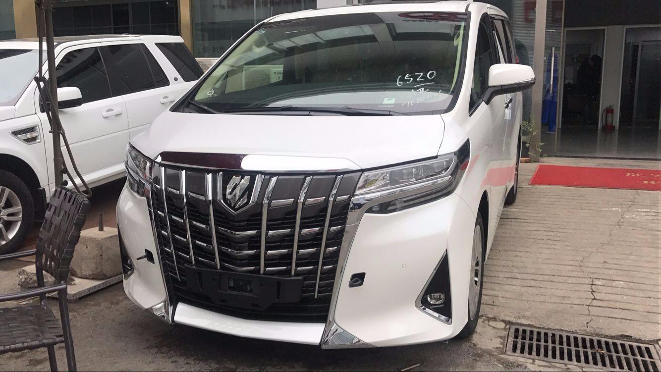 丰田商务车埃尔法最新价格 埃尔法报价