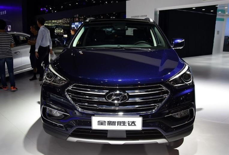 17款现代胜达北京现车优惠多少钱最低报价