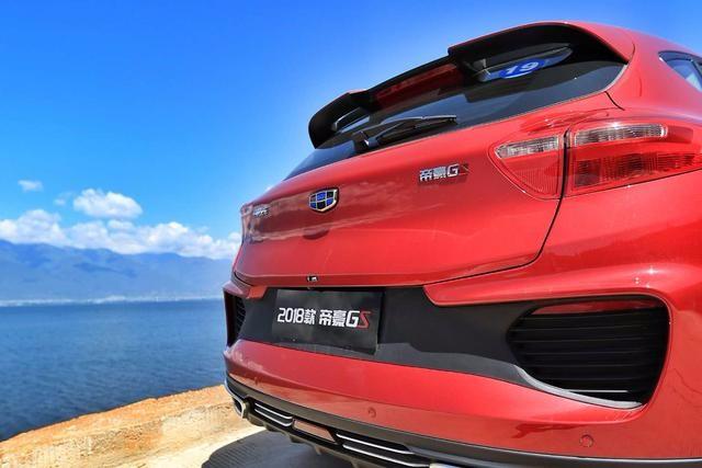 2018款吉利帝豪GS城市SUV PK长安CS35车系