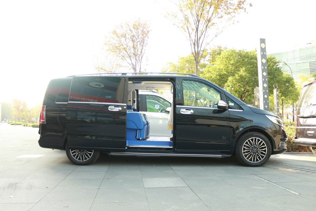 丽水奔驰v260商务车高端改装爱马仕版本