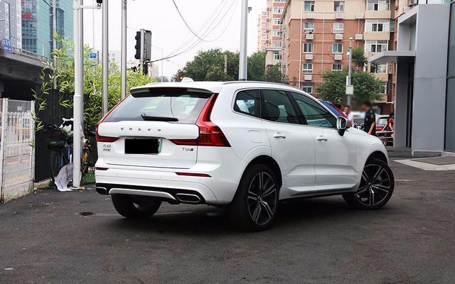 沃尔沃xc60越野车报价及图片新款优惠_七星彩