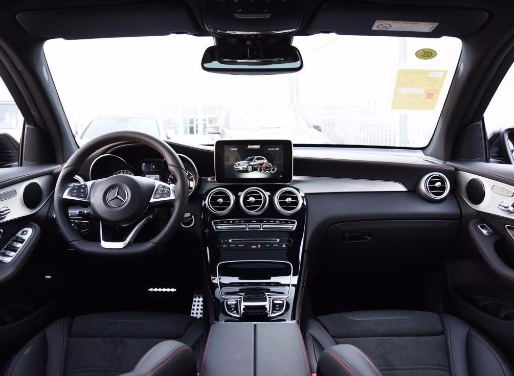 奔驰glc43报价_2018款奔驰gle43钱比亚迪速锐用马牌轮胎图片