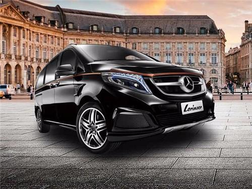奔驰罗伦士商务车v250升级改装多少钱