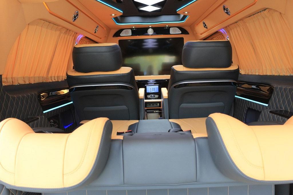奔驰v级改装案例商务房车价格及图片_北京赛车pk10