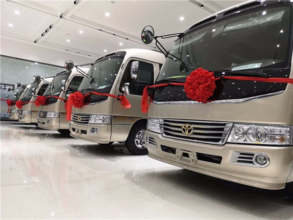 丰田考斯特最新价格 考斯特最新报价优惠