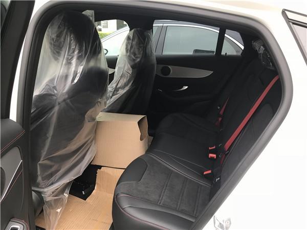 奔驰GLC43coupe提车最低价格北京大量现车