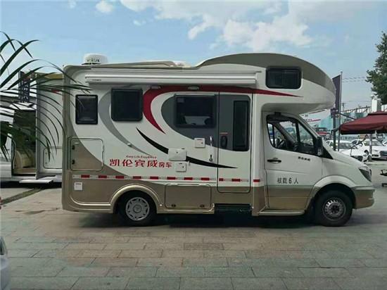 奔驰凯伦宾威C型房车 C照蓝牌房车2019款价格及详细配置