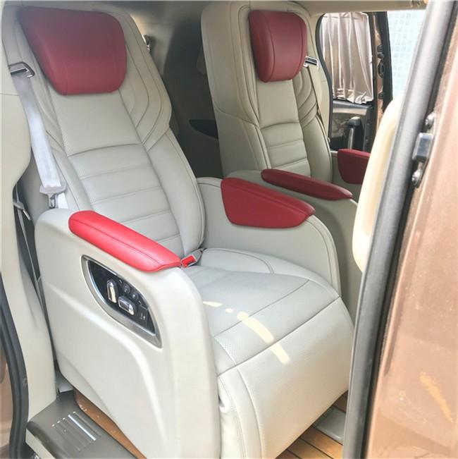 别克GL8商务车改装 GL8改装航空座椅