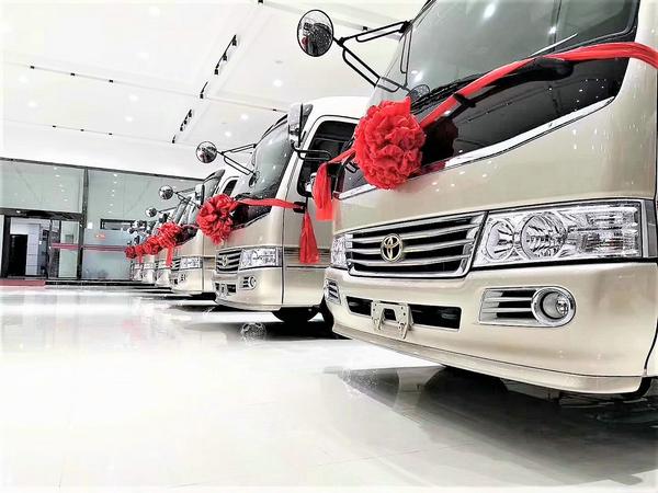 丰田考斯特北京地区经销商查询-考斯特报价