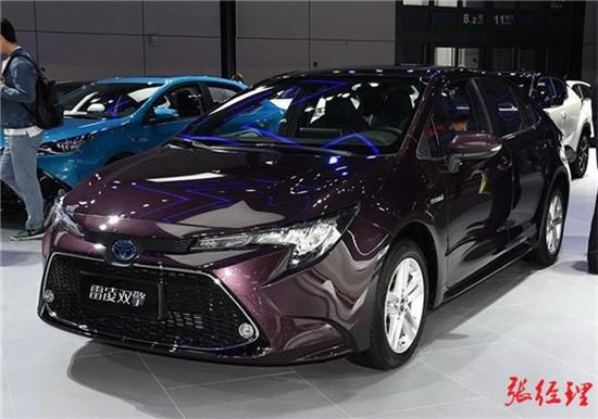 新款丰田雷凌价格全国特惠中