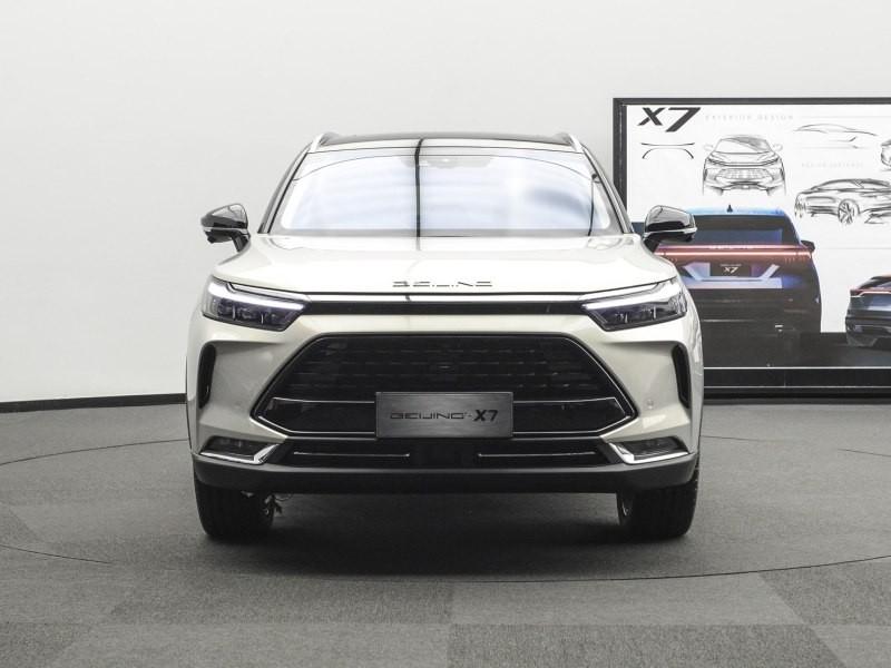 BEIJINGX7满足你对好车的所有幻想 北汽X7价格