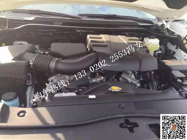 2016款丰田酷路泽4000中东版 新车上市高清图片