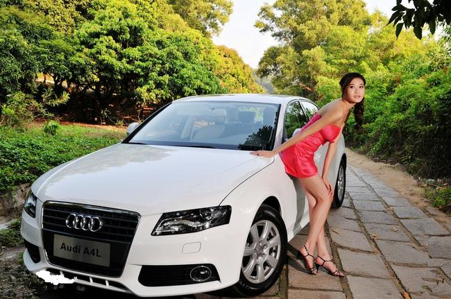 2015款奥迪A4L整体外观-2016款奥迪A4L最高优惠13万少量现车