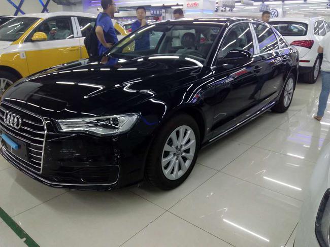奥迪A6L最新价格 现车型号配置 油耗报价