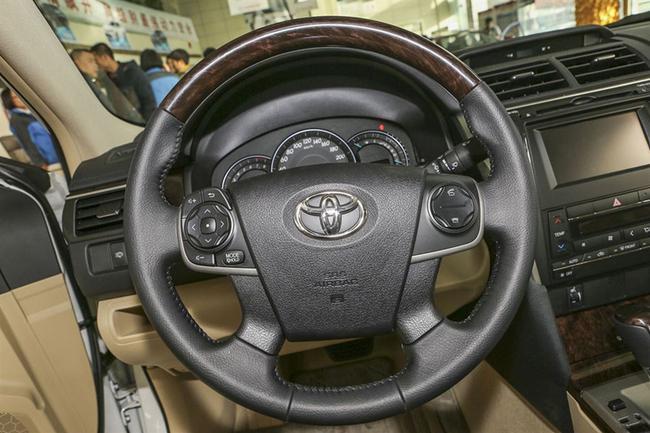 丰田凯美瑞现车限时促销 惊爆价随时提车