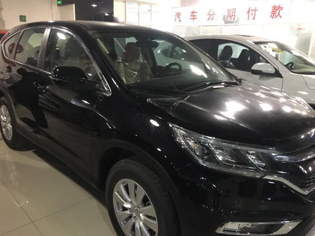 新款本田CR-V现车畅销全国 现金直降8万