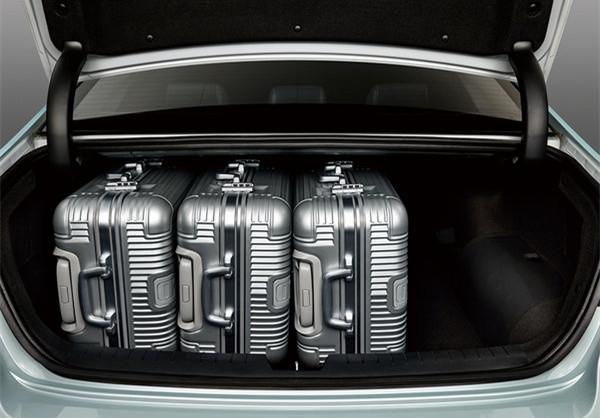 第九代索纳塔混动版后备箱容积达到440l