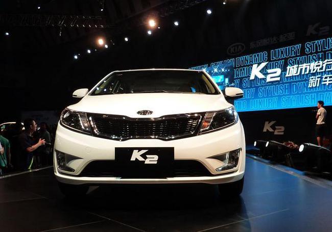 起亚K2全系优惠促销 现车充足 速来抢购吧
