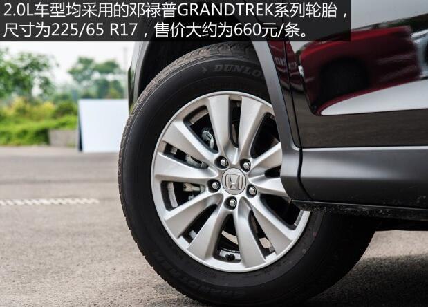 本田crv2.0L价格 本田CRV16款最低价格