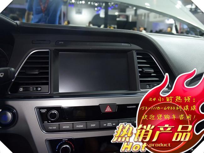 现车优惠索纳塔九2.4L最低报价降6.38万高清图片
