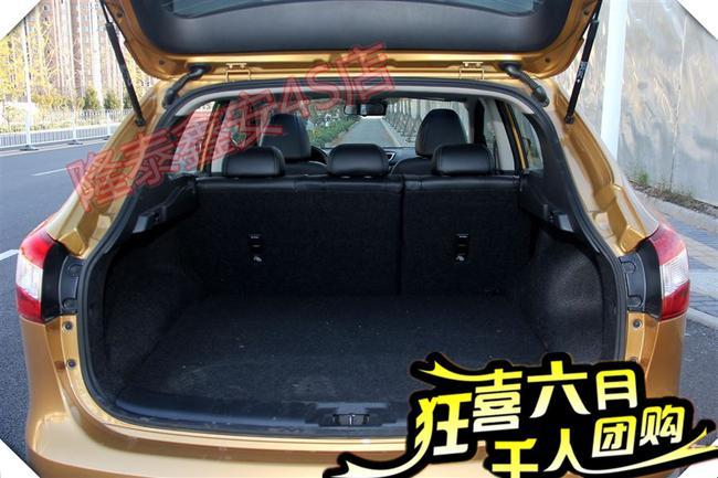 日产逍客北京重磅直击 售全国最低价