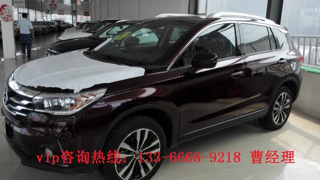 广汽传祺GS4北京卖多少钱 现金优惠4万元