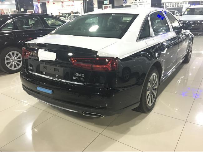 17款奥迪A6报价新款A6北京优惠多少钱