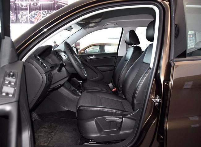 2016款大众途观 推13万新SUV颜值胜极光 暴打CRV高清图片