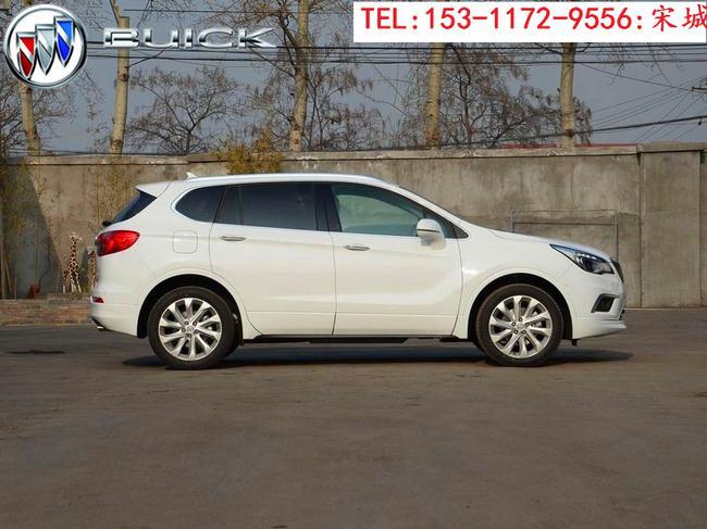 别克昂科威中型七座SUV北京现车充足最低价热卖全国