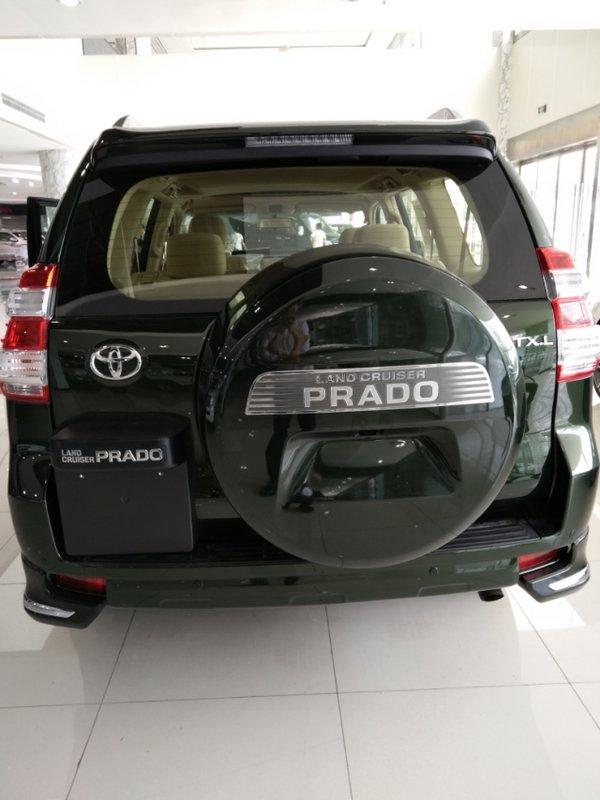 2016款丰田霸道普拉多报价图片参数配置 -普拉多