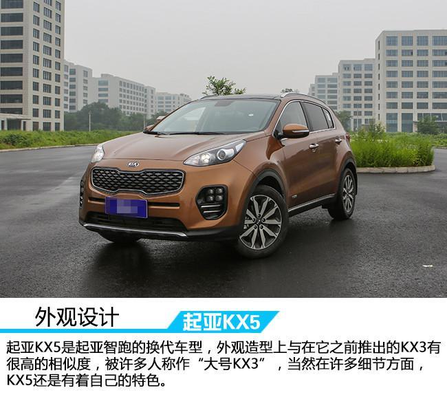 起亚kx5最新报价现车最高降7万可售全国