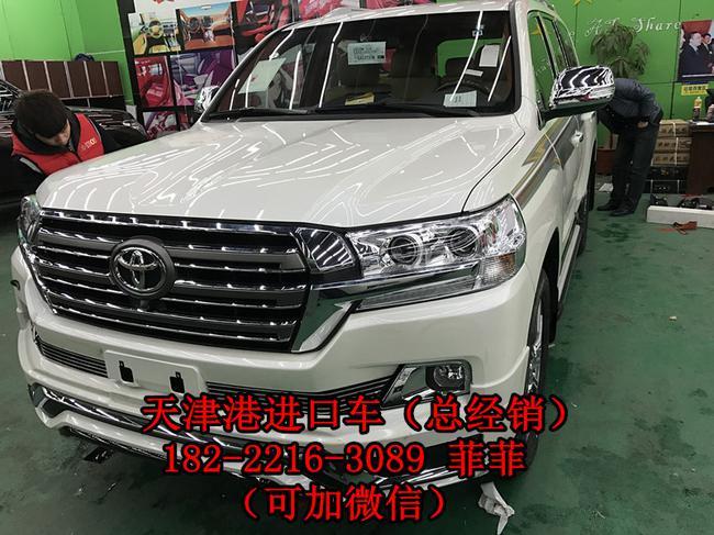 16款丰田酷路泽4000中东版丐版改装新年最低价