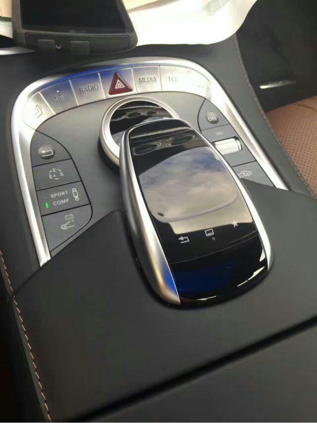 奔驰e300l功能键图解