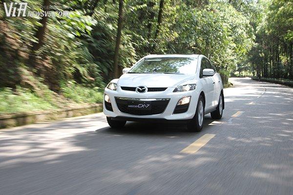 店内马自达CX-7一降再降 全国最低价格 限时抢购