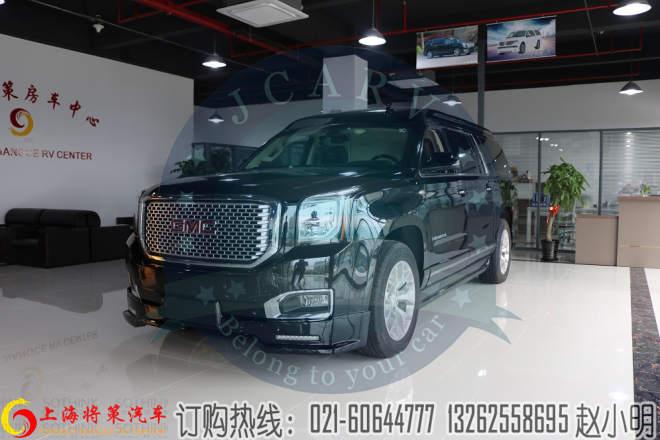 GMC司令官豪华越野车总裁安全时尚座驾