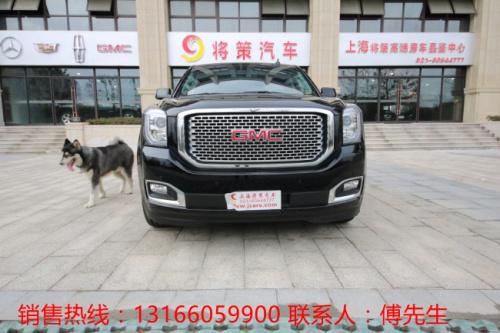 上海GMC司令官专卖店最新配置内饰价格