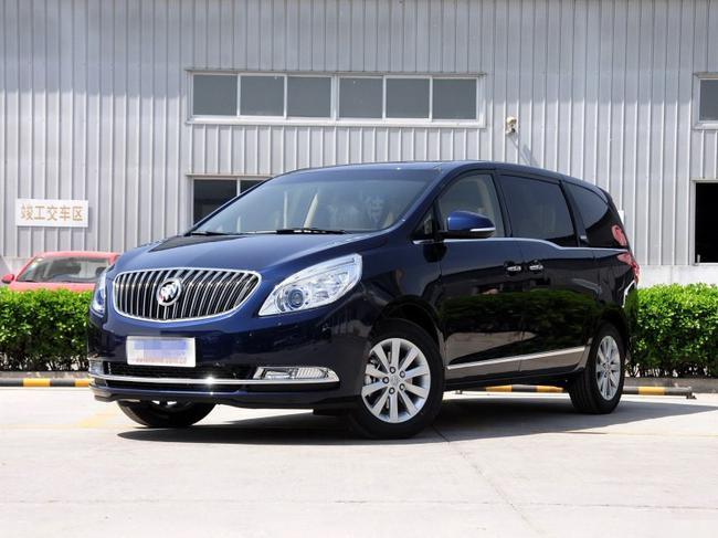 金九大促销 别克GL8购车享全年超底价高清图片