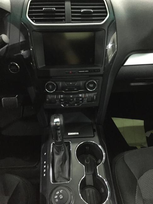 福特汽车空调按钮图解