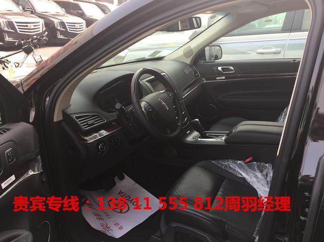 林肯商务SUV林肯MKT2016款现车报价高清图片