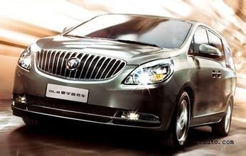 北京明飞腾达汽车销售店内别克GL8车型有大量现车在售,购车最高优高清图片