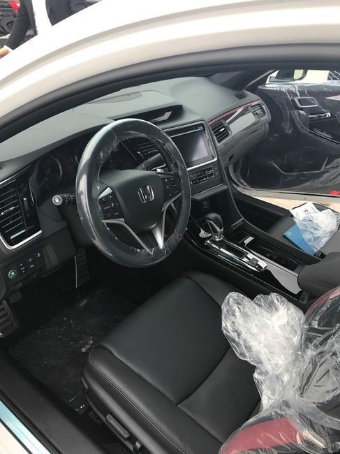 本田汽车中控台按钮图解