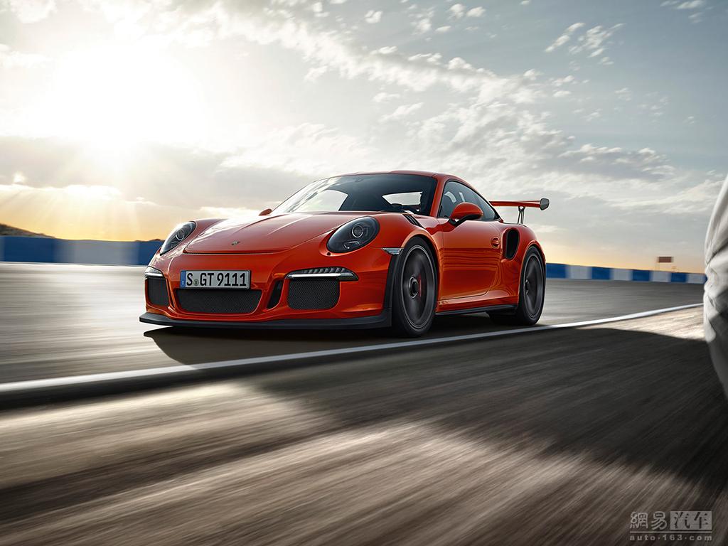 [山卡平行国际贸易]保时捷911gt3 rs报价最性能的赛道街跑 全新911