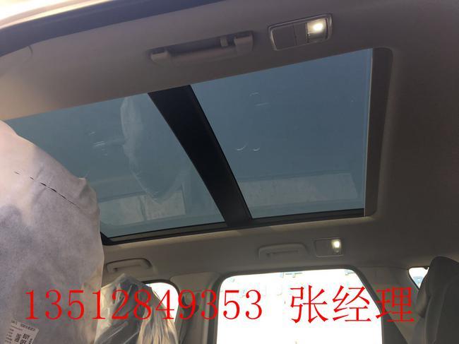 汽车天窗结构 动态图