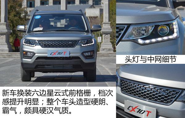 长安CX70直降报价 特惠让利配置高端高清图片