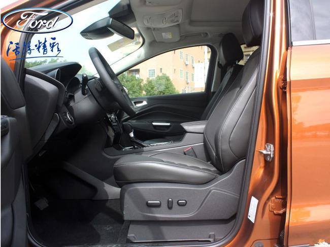 2017款福特翼虎最低报价 福特翼虎提车便宜高清图片