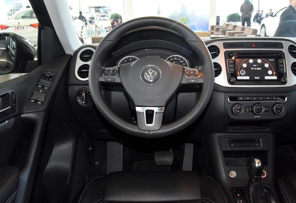 现代汽车途观仪表盘指示灯图解