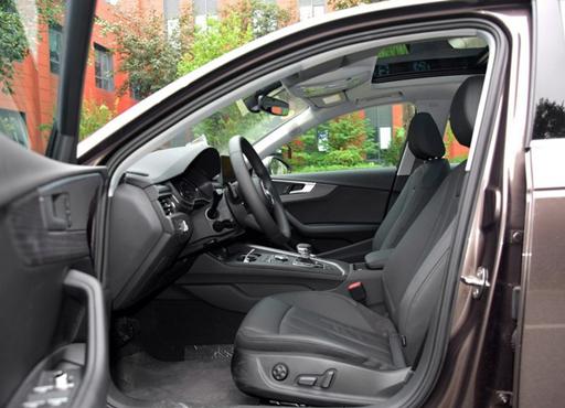 奥迪A4L最新行情 17款奥迪A4L活动售价A4L现款购车优惠现金13.5万高清图片